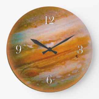 Planet Jupiter Astronomy-lovers Wall Clock