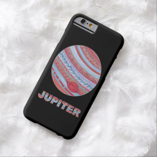 Planet Jupiter Colorful Space Geek Space Theme Barely There iPhone 6 Case