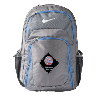 Planet Jupiter Colorful Space Geek Space Theme Backpack