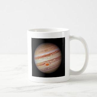 PLANET JUPITER ` red spot head on (solar system) ~ Coffee Mug
