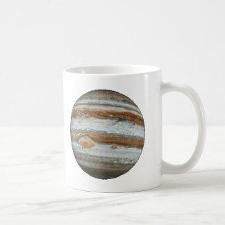 PLANET JUPITER star background (solar system) ~ Coffee Mug