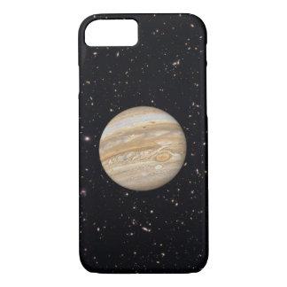 Planet Jupiter Starry Sky iPhone 7 Case