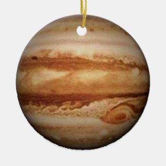 .PLANET JUPITER v.3 (solar system) ~ Ceramic Ornament
