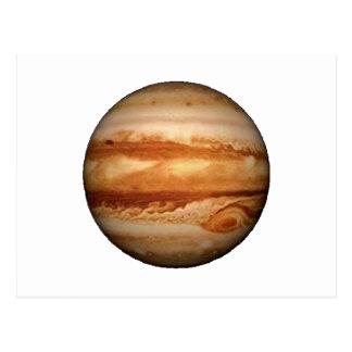 PLANET JUPITER v.3 (solar system) ~ Postcard