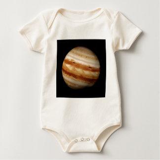 PLANET JUPITER v.4 natural (solar system) ~ Baby Bodysuit