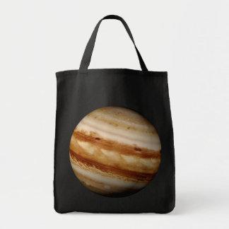 PLANET JUPITER v.4 (solar system) ~ Tote Bag