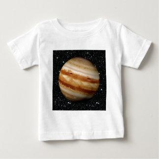 PLANET JUPITER v.4 star background (solar system) Baby T-Shirt