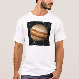 PLANET JUPITER v.4 star background (solar system) T-Shirt