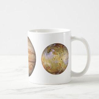 PLANET JUPITER'S MOON: CALLISTO COFFEE MUG