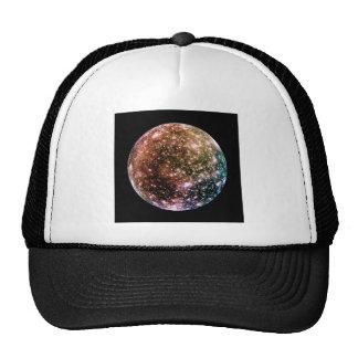 PLANET JUPITER'S MOON - CALLISTO (solar system) ~ Trucker Hat