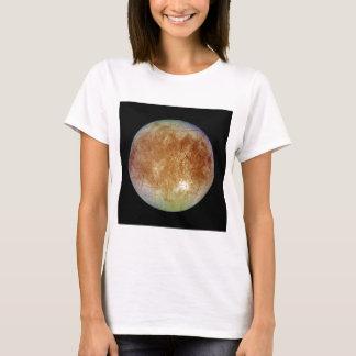PLANET JUPITER'S MOON EUROPA (solar system) ~ T-Shirt