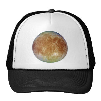 PLANET JUPITER'S MOON EUROPA (solar system) ~ Trucker Hat