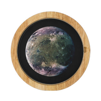 PLANET JUPITER'S MOON GANYMEDE (solar system) ~ Cheese Board