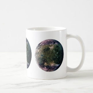 PLANET JUPITER'S MOON GANYMEDE (solar system) ~ Coffee Mug