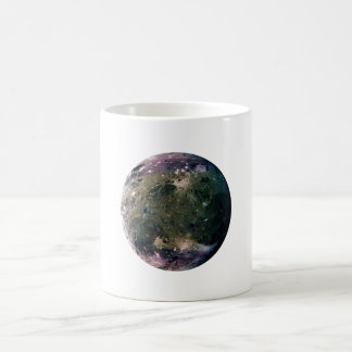 PLANET JUPITER'S MOON GANYMEDE (solar system) ~~ Coffee Mug