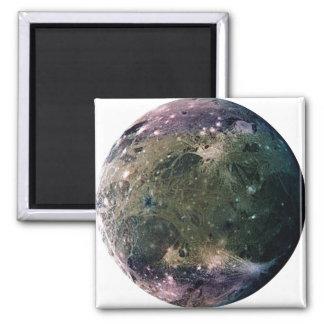 PLANET JUPITER'S MOON GANYMEDE (solar system) ~ Magnet