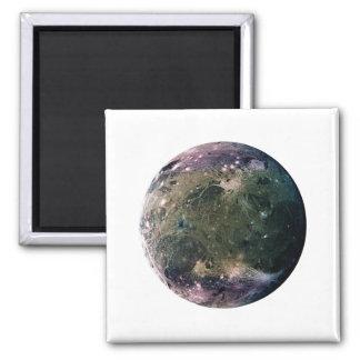 PLANET JUPITER'S MOON GANYMEDE (solar system) ~~ Magnet