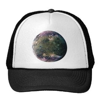 PLANET JUPITER'S MOON GANYMEDE (solar system) ~ Trucker Hat