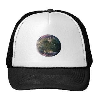 PLANET JUPITER'S MOON GANYMEDE (solar system) ~~ Trucker Hat