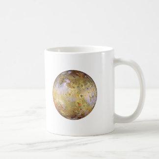 PLANET JUPITER'S MOON IO (solar system) ~~ Classic White Coffee Mug