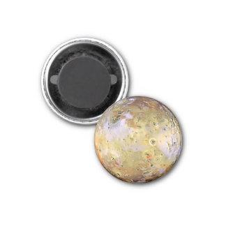 PLANET JUPITER'S MOON IO (solar system) ~ Refrigerator Magnet