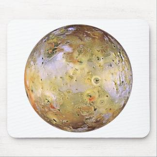 PLANET JUPITER'S MOON IO (solar system) ~ Mousepad