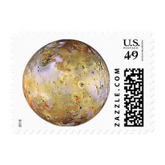 PLANET JUPITER'S MOON IO (solar system) ~ Postage