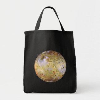 PLANET JUPITER'S MOON IO (solar system) ~~ Tote Bag