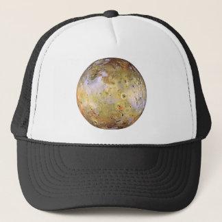 PLANET JUPITER'S MOON IO (solar system) ~ Trucker Hat