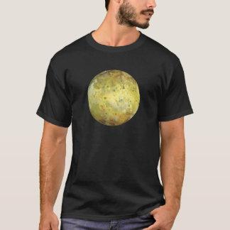 PLANET JUPITER'S MOON IO true color (solar system) T-Shirt