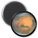 Planet Mars Astronomy Collector Magnet