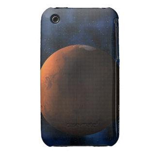 Planet mars Case-Mate iPhone 3 case