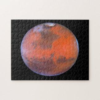Planet Mars Jigsaw Puzzle. Puzzle