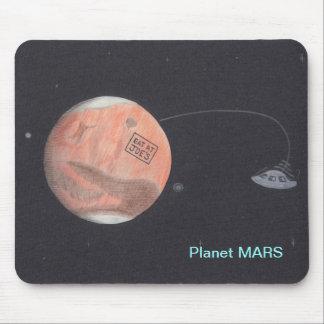 Planet MARS mousepad