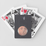 PLANET MARS playing cards Bicycle Playing Cards