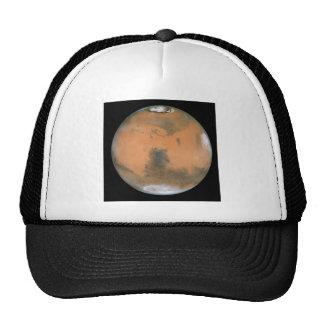 Planet Mars Trucker Hats