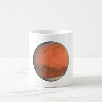 PLANET MARS true color natural (solar system) ~~ Coffee Mug