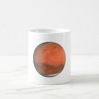 PLANET MARS true color natural (solar system) ~ Coffee Mug