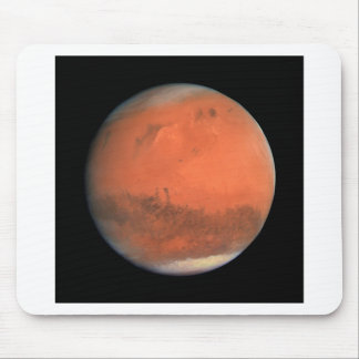 PLANET MARS true color natural (solar system) ~ Mouse Pad