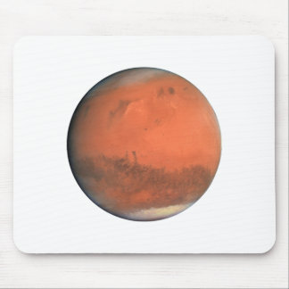PLANET MARS true color natural (solar system) ~~ Mouse Pad