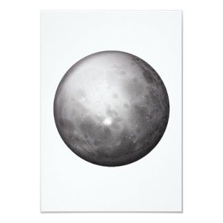 Planet Mercury Invitations
