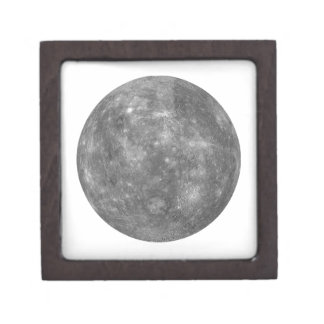 PLANET MERCURY (solar system) ~~ Keepsake Box