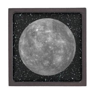 PLANET MERCURY star background (solar system) ~ Jewelry Box