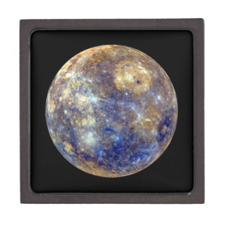 PLANET MERCURY v2 natural (solar system) ~ Gift Box