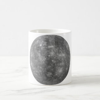 PLANET MERCURY v.1 (solar system) Coffee Mug
