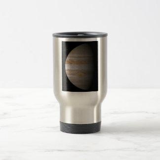 Planet 15 Oz Stainless Steel Travel Mug