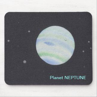 Planet NEPTUNE mousepad