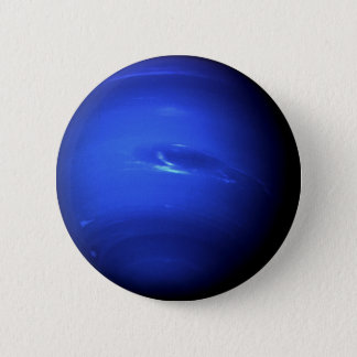 PLANET NEPTUNE (solar system) ~ Button
