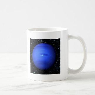 PLANET NEPTUNE Star Background (solar system) ~~~. Coffee Mug