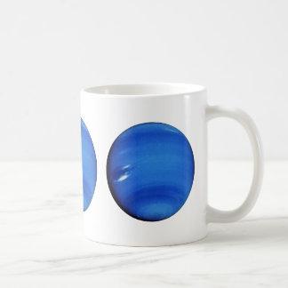 PLANET NEPTUNE v.2 (solar system) ~ Classic White Coffee Mug